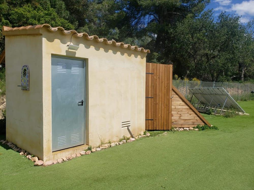 Solar-storage